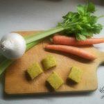 Dado vegetale con Bimby