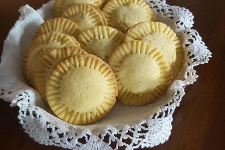 Biscotti ripieni di marmellata di limoni con Bimby