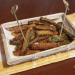 Zucchine sabbiose alla curcuma