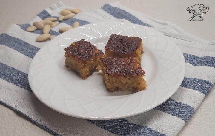 torta di riso blognese