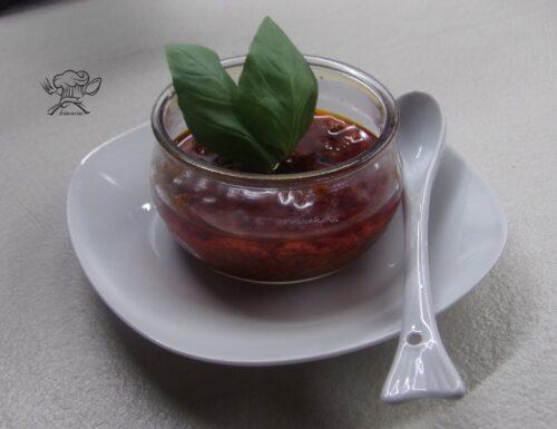 Pesto rosso piccante