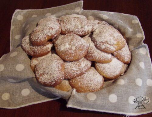Biscotti alla zucca morbidi