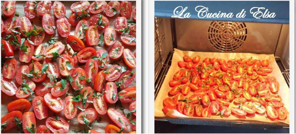 Pomodori essiccati al forno