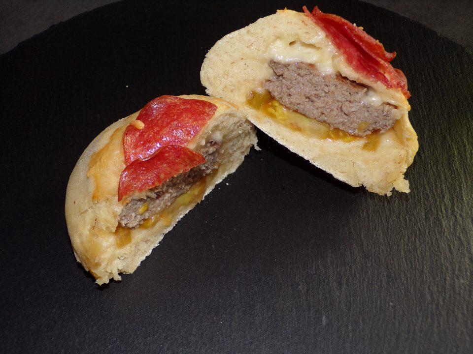 pizzaburger sfiziosi