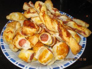 Salatini vari ricetta snack