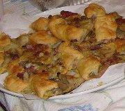 Torta salata salsiccia e carciofi ricetta veloce   La Cucina di Lelina