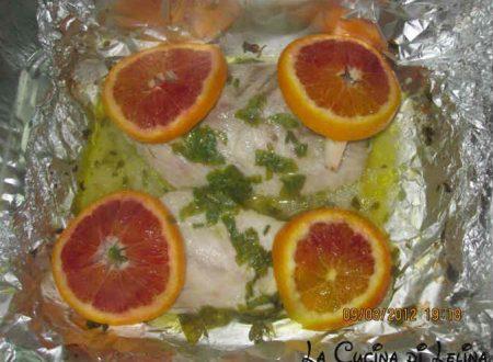 Persico al cartoccio ricetta gustosa