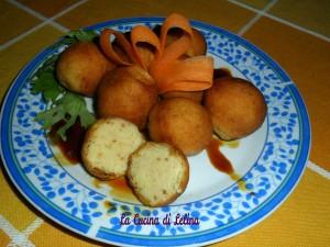 Ricetta polpette di patate | La Cucina di Lelina