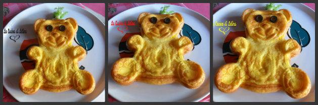 Frittata-orsetto ricetta veloce | La Cucina di Lelina