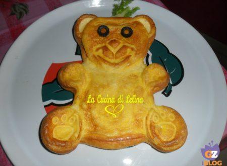 Frittata-orsetto ricetta veloce