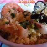 Cous Cous di pesce ricetta primo piatto