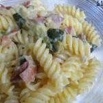 Fusilli zucchine e speck ricetta delicata