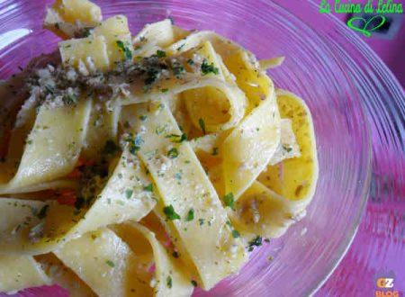 Pappardelle alla boscaiola ricetta semplice