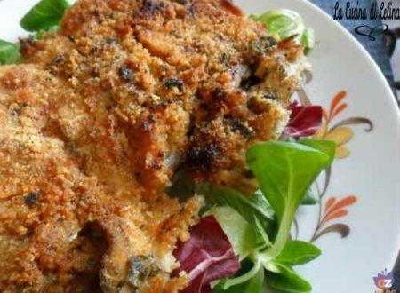 Tortino di alici al forno ricetta secondo