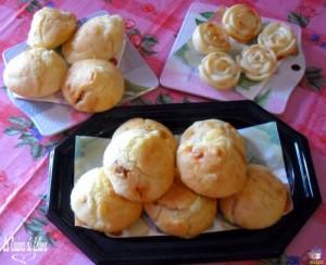 Muffin salati ricetta stuzzicante | La Cucina di Lelina