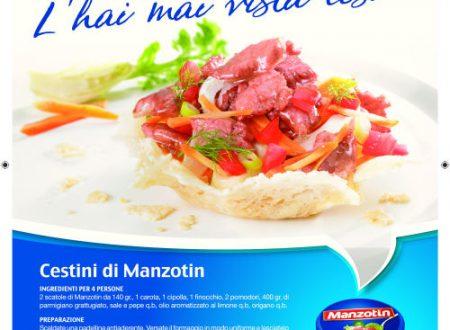 La mia ricetta per Manzotin