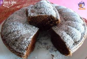 Ciambellone cacao e fragola ricetta sfiziosa | La Cucina di Lelina