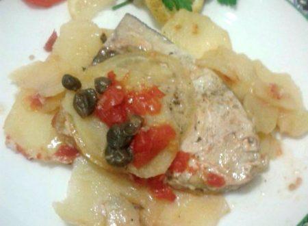 Pesce al cartoccio ricetta delicata