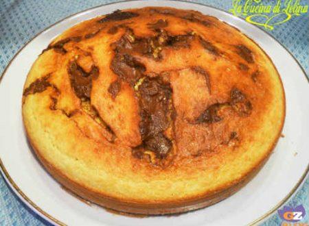 Torta cocco e nutella ricetta golosa