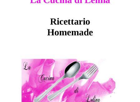 Ricettario gratis da scaricare: ricette homemade