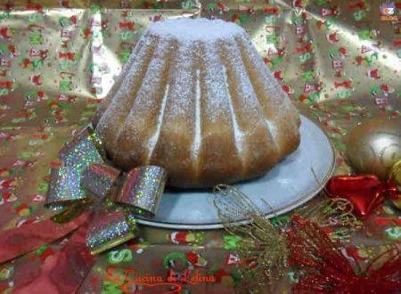 Pandoro ricetta natalizia