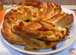 Torta angelica salata ricetta rustica   La Cucina di Lelina