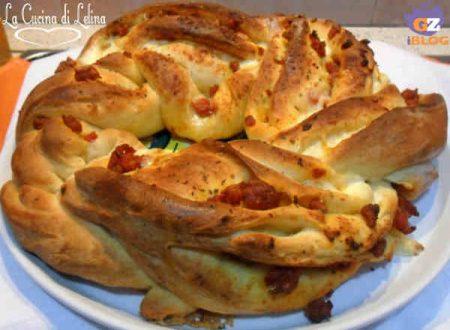 Torta angelica salata ricetta rustica