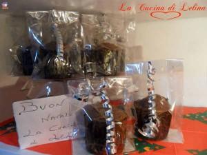 Panettoncini segnaposto ricetta natalizia | La Cucina di Lelina