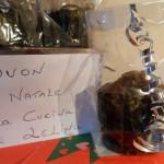 Panettoncini segnaposto ricetta natalizia