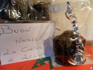 Panettoncini segnaposto ricetta natalizia   La Cucina di Lelina