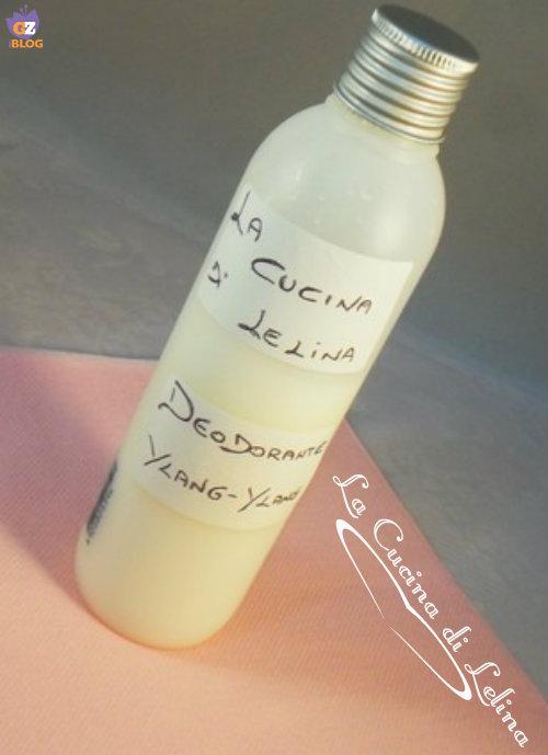 Deodorante ylang-ylang ricetta homemade   La Cucina di Lelina