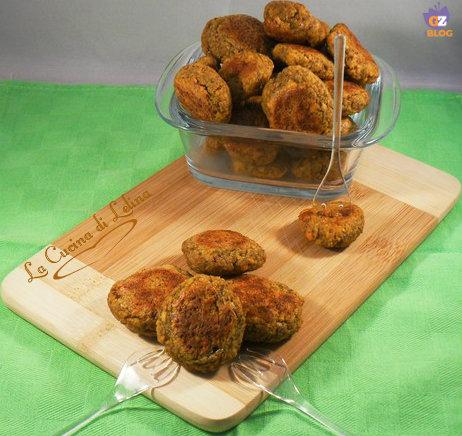 Polpette vegetariane al forno ricetta senza uova | La Cucina di Lelina