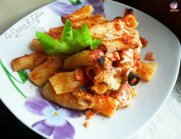 Pasta al forno leggera ricetta light | La Cucina di Lelina