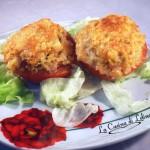 Pomodori ripieni di riso e tonno ricetta leggera