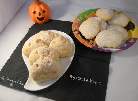 Biscotti di Halloween ricetta semplice