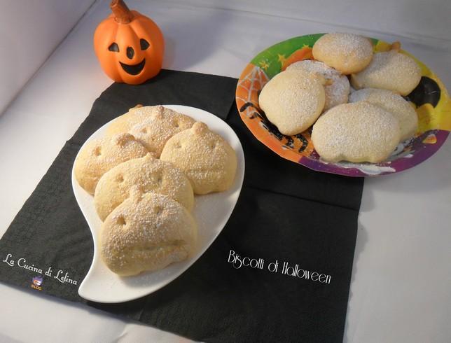 Biscotti di Halloween ricetta semplice |La Cucina di Lelina