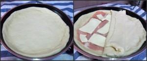 Focaccia ripiena in padella ricetta semplice   La Cucina di Lelina