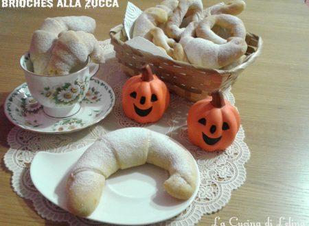 Brioches alla zucca con lievito madre ricetta di halloween
