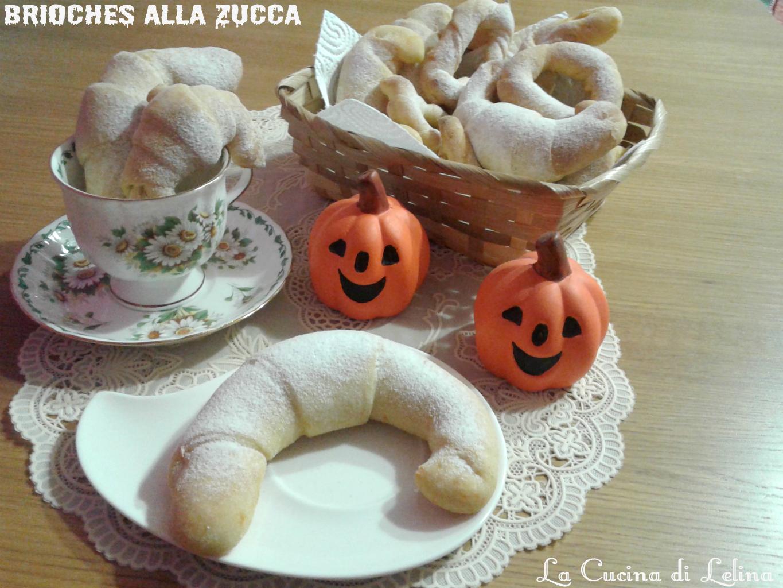 Brioches alla zucca con lievito madre ricetta di halloween|La Cucina di Lelina
