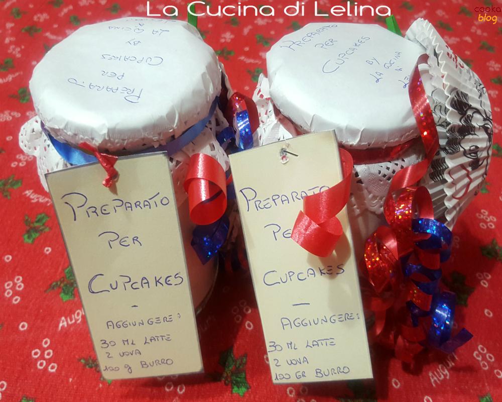 Preparato per cupcakes|La Cucina di Lelina