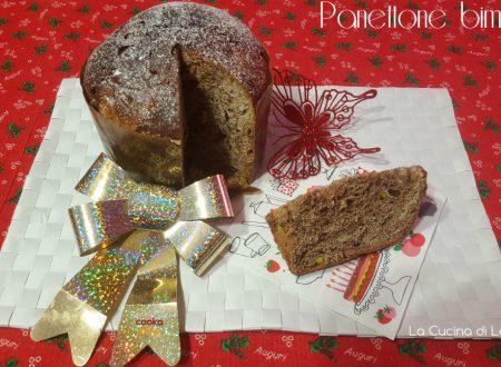 Panettone bimby ricetta natalizia