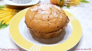 Tortina con farina di riso|La Cucina di Lelina