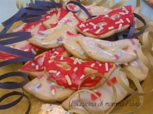 I miei biscotti: maschere di Carnevale