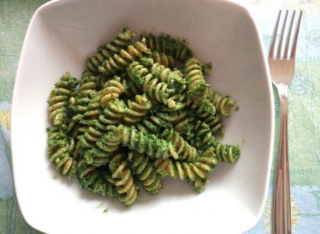 Pesto di cavolo nero e anacardi