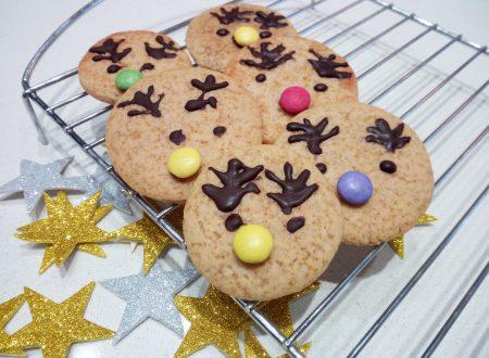 Biscotti renna Rudolph