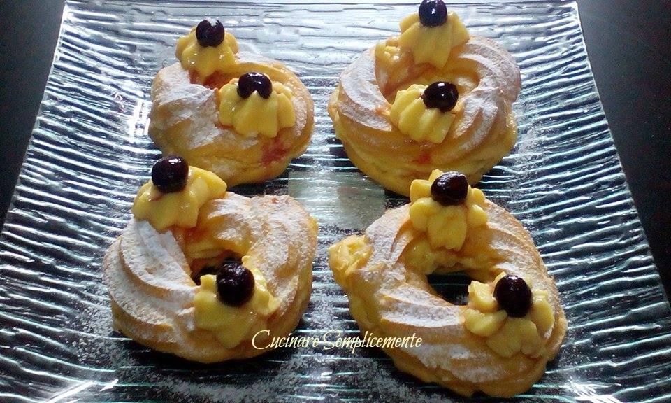 Ricette dolci per la festa del papa'
