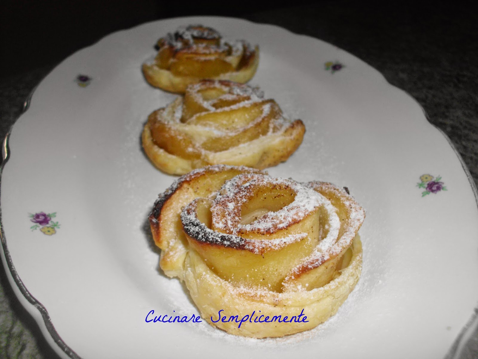 dolci con pasta sfoglia