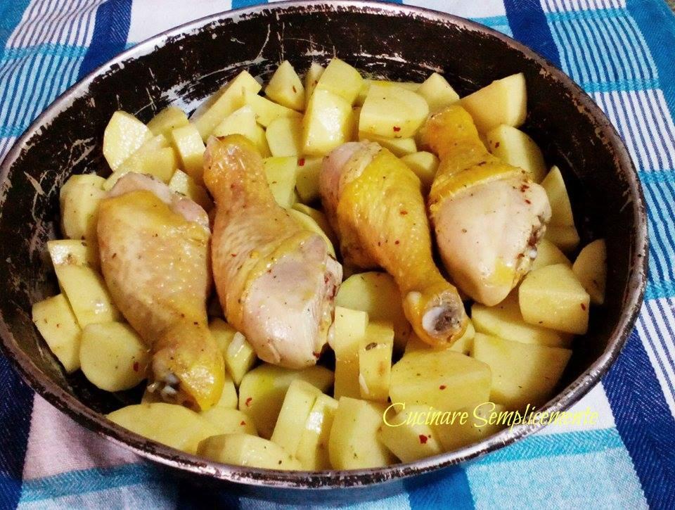 Pollo a forno allo zenzero cucinare semplicemente for Cucinare zenzero