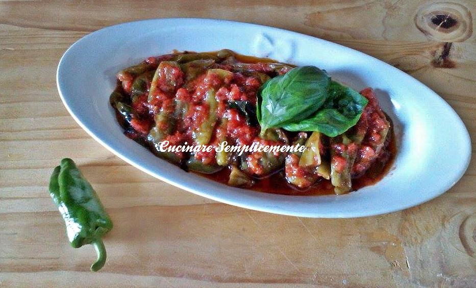 Peperoncini verdi fritti cucinare semplicemente for Aggiunta suocera