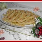 zeppole di pasta cotta con il miele